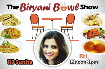 The Biryani  bowl Show