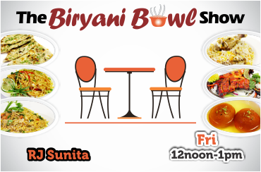 The Biryani  bowl Show