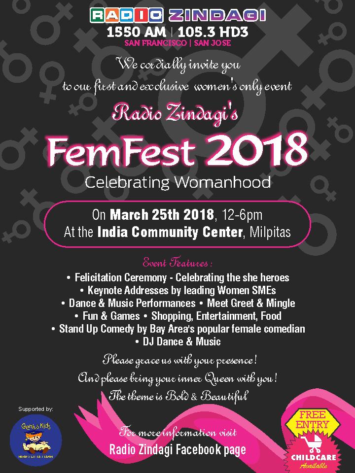 Women Fem Fest 2018