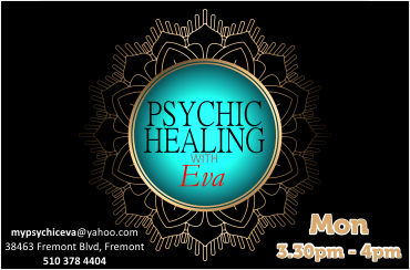 PSYCHIC HEALING with Eva