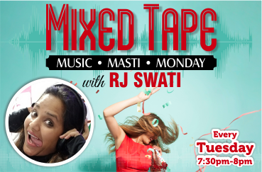 Mixed Tape with Swati