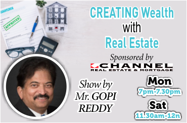 Creating Wealth Through Real Estate