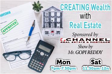 Creating Wealth Through Real Estate