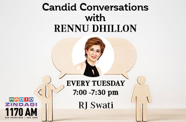 Candid Conversations with Rennu Dhillon