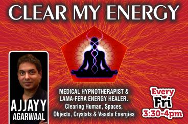 Clear my Energy