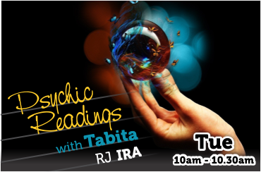 Psychic Healing with Tabitha