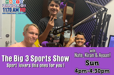 The Big 3 Sports show