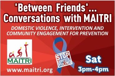 Stop domestic violence – Maitri